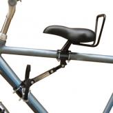 Siodełko rowerowe na ramę roweru