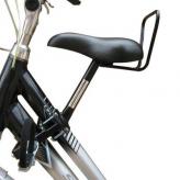 Siodełko dziecięce na ramę rower damski