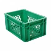 Skrzynia transportowa mini zielona