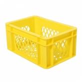 Skrzynia transportowa mini żółta