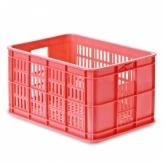 Skrzynia transportowa Basil Crate S mała czerwona