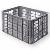 Skrzynia transportowa Basil Crate L duża szara