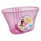 Koszyk dziecięcy rowerowy Princess Dreams różowy