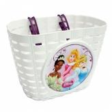 Koszyk rowerowy dziecięcy Princess Dreams Widek biały