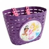 Koszyk rowerowy dziecięcy Princess Dreams Widek fioletowy