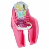 Fotelik rowerowy dla lalki Widek różowy