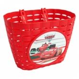Widek  koszyk dziecięcy pvc cars 2 czerwony