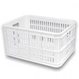 Skrzynia transportowa Basil Crate S mała biała