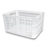 Skrzynia transportowa Basil Crate L duża biała
