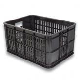 Skrzynia transportowa Basil Crate S mała czarna
