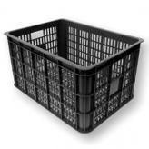 Skrzynia transportowa Basil Crate L duża czarna