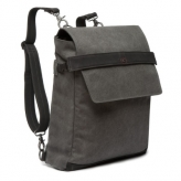 Cortina munich messenger bag canv antr