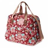 Torba rowerowa Basil Bloom Carry All Bag czerwona kwiaty