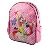 Plecak rowerowy dziecięcy Pex Mila różowy