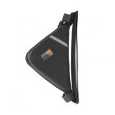Torebka rowerowa trójkątna pod ramę NL FrameBag czarna