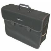 Torba rowerowa tylna Basil MALAGA XL czarna