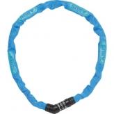 Zapięcie rowerowe Abus 4804c/75 szyfr niebieskie
