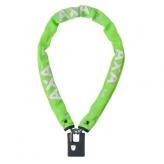 Zapięcie rowerowe Axa Clinch Soft 85cm zielone