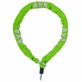 Łańcuch zabezpieczający do podkowy Axa zielony