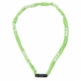 Zapięcie rowerowe na szyfr Axa Rigid 120 zielone
