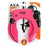 Blokada tylnego koła Axa Defender różowa