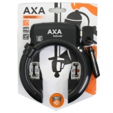 Blokada tylnego koła AXA Defender czarna