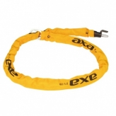 Łańcuch zabezpieczający do podkowy axa allround 130 żółty