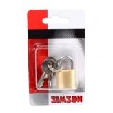 Kłódka Simson 20mm