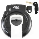 Axa podkowa łańcucha defender czarno/czarna