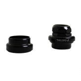 Tecora stery set 1-1.1/8 (gaz) czarny