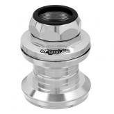 X-act stery draad 1.1/8 alu srebrne