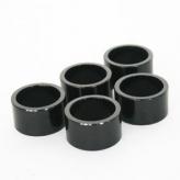 Podkładka dystansowa 1 1/8 20mm czarna