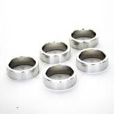 Podkładka dystansowa 1 1/8 10mm srebrna