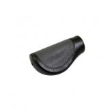Cortina chwyt  comfort 90mm dark grey