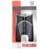 Chwyty rączki rowerowe Simson Gazelle comfort