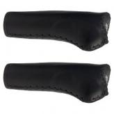Chwyty rączki rowerowe Widek Leer Hybride 120mm czarne