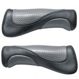 Chwyty rączki rowerowe Herrmans Primergo 120mm czarno/szare