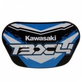 Logo kawasaki kbx 12/16/20 niebieskie