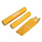 Ochraniacz na kierownicę BMX żółty