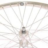 Koło rowerowe przednie merkloos 28'' x 1 1/2 tour rvs
