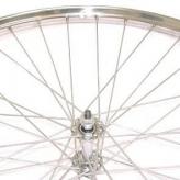 Koło rowerowe przednie merkloos beretta 28'' x 1 1/2 tour chromowane