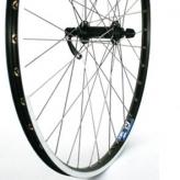 Koło rowerowe przednie merkloos 26'' x 1.75 zac 19 czarne