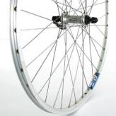 Koło rowerowe przednie merkloos 26'' x 1.75 zac 19 srebrne