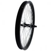 Koło rowerowe przednie merkloos 20'' freestyle 48 szprych 14 mm czarne