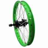 Kawasaki koło tył kbx 16 zielone