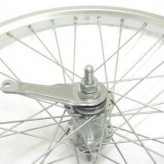 Koło rowerowe tylne merkloos 20'' x 1.75 shimano srebrne