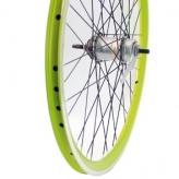 Alpina koło tył 26 n3 9x4 ys7794 zielone