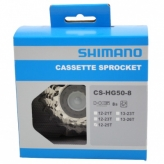 Shimano kaseta 8rz12/25 hg50