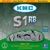 Łańcuch rowerowy kmc s1 rb
