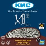 Łańcuch rowerowy KMC X8.99 Silver